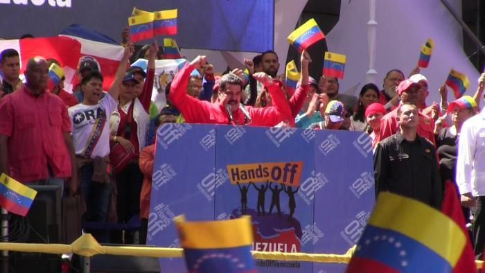 Мадуро: «Если меня убьют, вы…