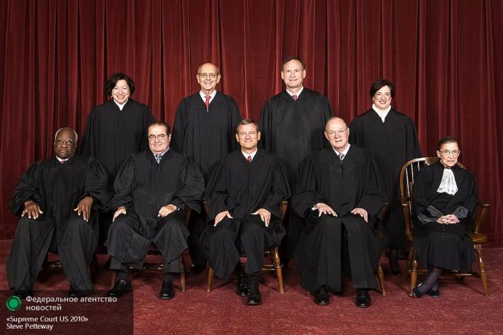 Как выглядят судьи, разрешившие гей-браки в США