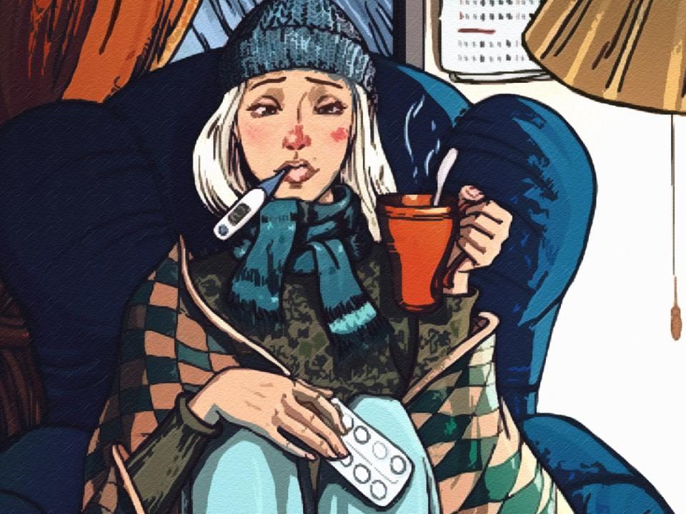 Как избавиться от этих противных симптомов простуды