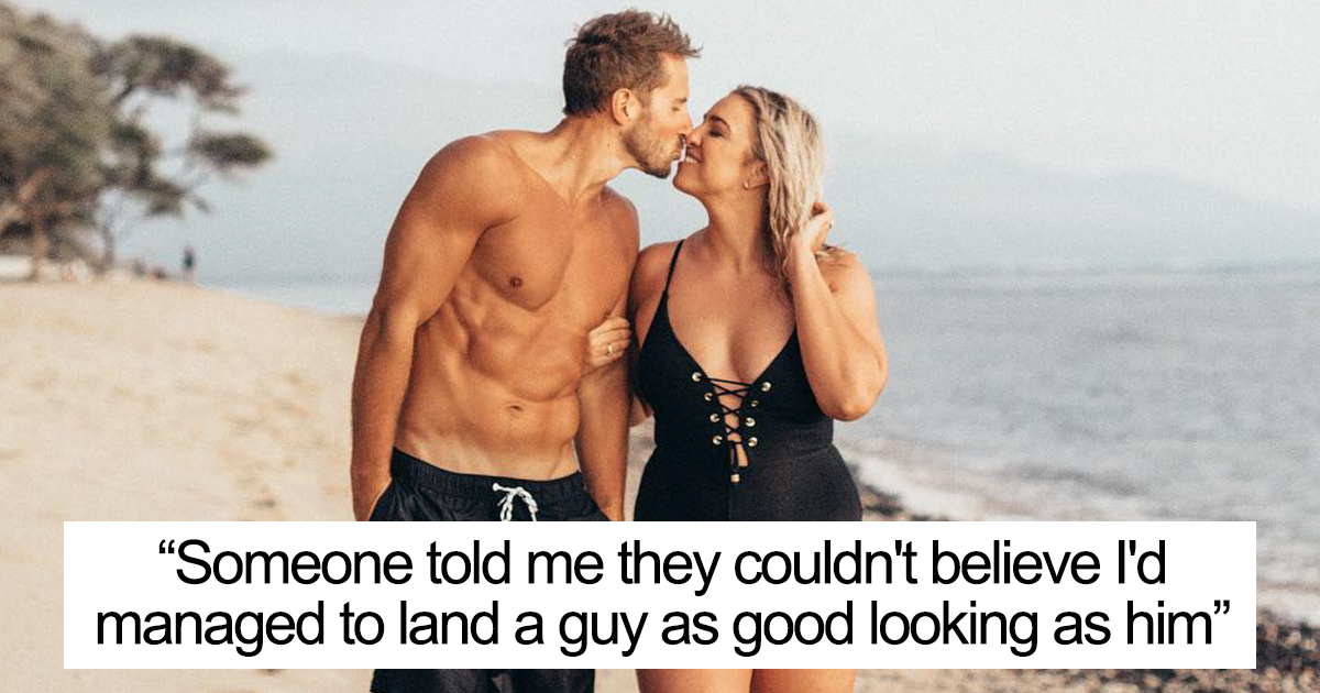 Woman Gets Bullied For Being Too 'Curvy' For Her 'Mr. Six Pack' Husband, And Here's How She Responds