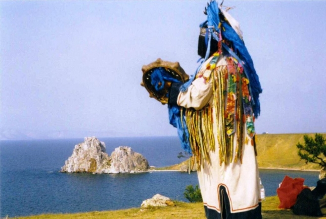 Бурятский шаманизм