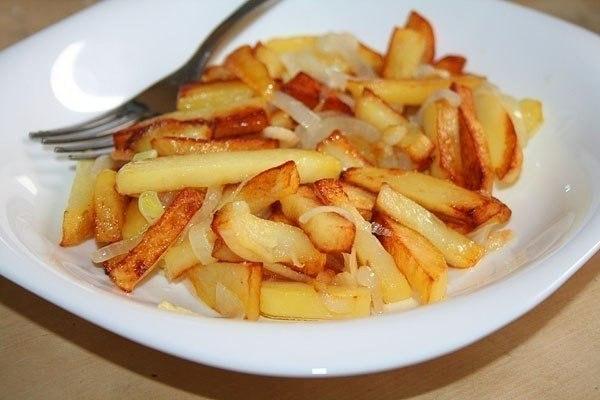 Несколько правил того, чтобы ваша жареная картошка получилась вкусной и красивой