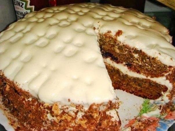 Великолепный десерт: самый вкусный и быстрый торт