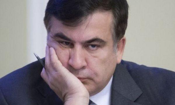 Обнародовано заявление Саакашвили наполучение гражданства Украины