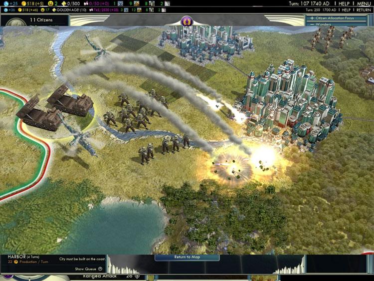игры стратегии про войну