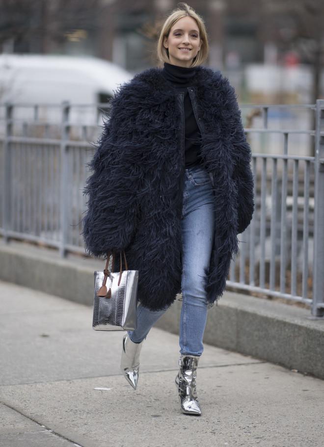 Что носят на Неделе моды в Нью-Йорке: 12 стритстайл-трендов (фото 1.1)