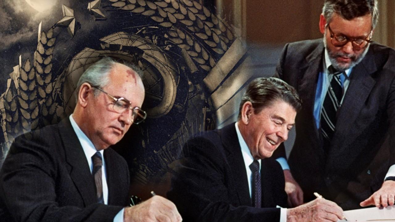 Выход России и США из ДРСМД как элемен Большой сделки путина и Трампа