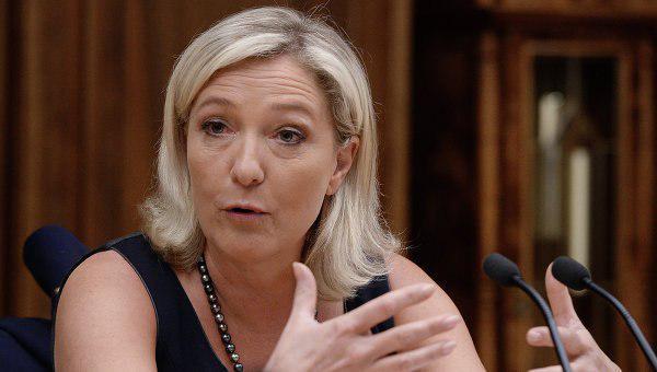 Ле Пен предложила достойный способ ответить на американскую прослушку