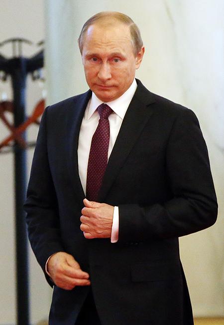 Владимир Путин и Кэти Перри возглавили рейтинги Forbes