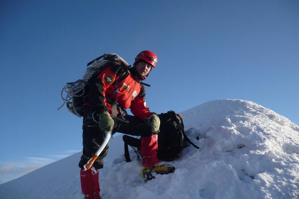 Тело погибшего на Памире альпиниста доставят в Воронеж
