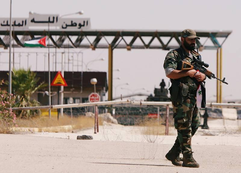 Новые успехи сирийских правительственных войск на юге страны