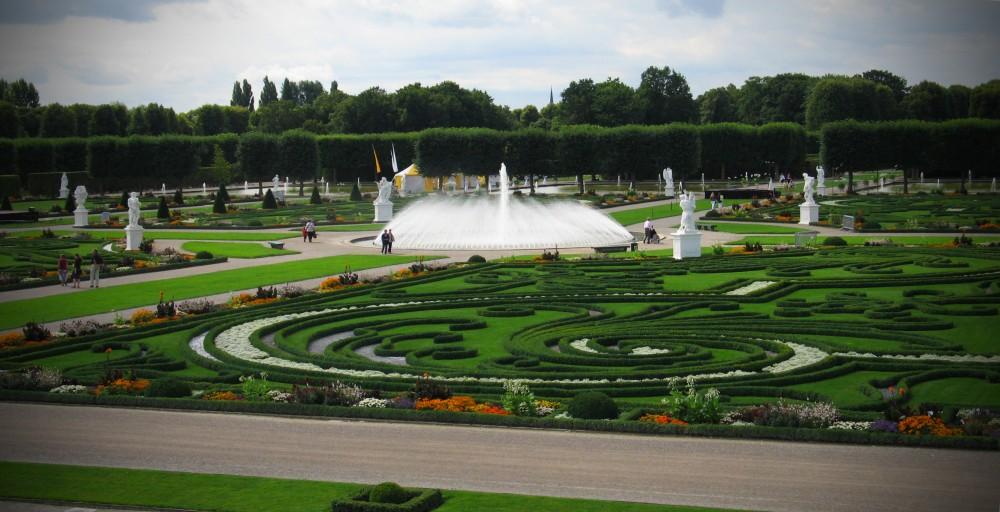 Лучшие королевские сады в мире