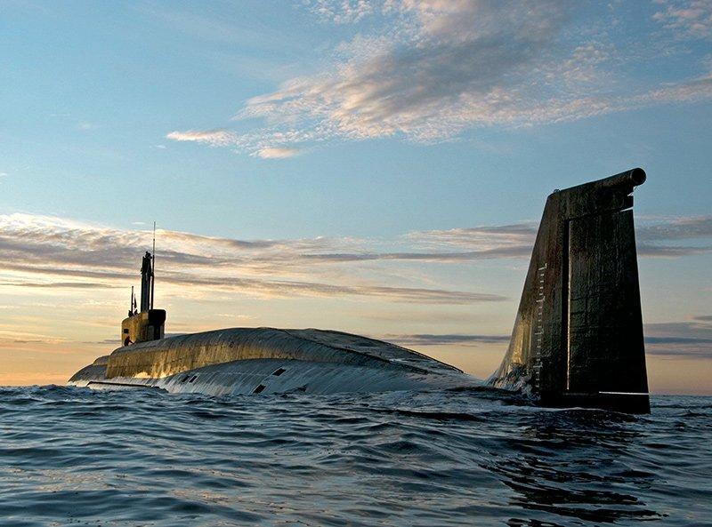 Мир без героев. Подводные ракетоносцы пр. 955 «Борей»
