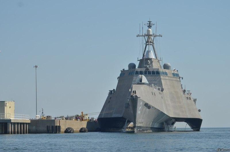 В новых фрегатах ВМС США просматривается «русский след»