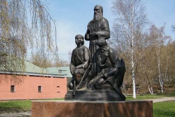 Подвиг крестьян Никона Шилов…