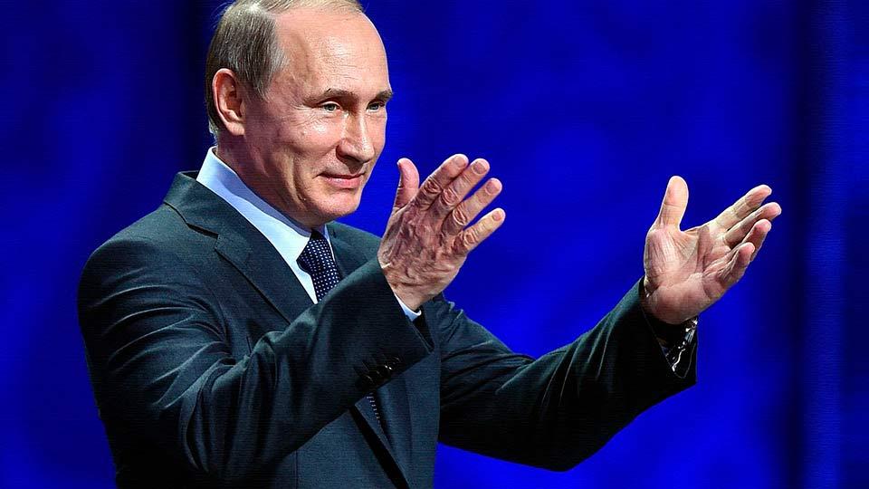 Путин поздравил Эрдогана с 9…