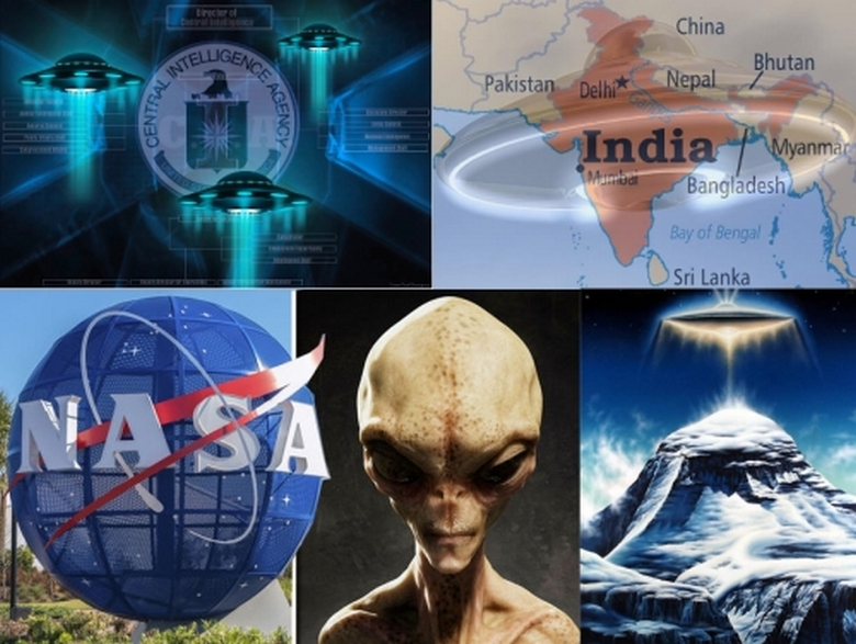 Индия может официально заявить о сотрудничестве с инопланетянами