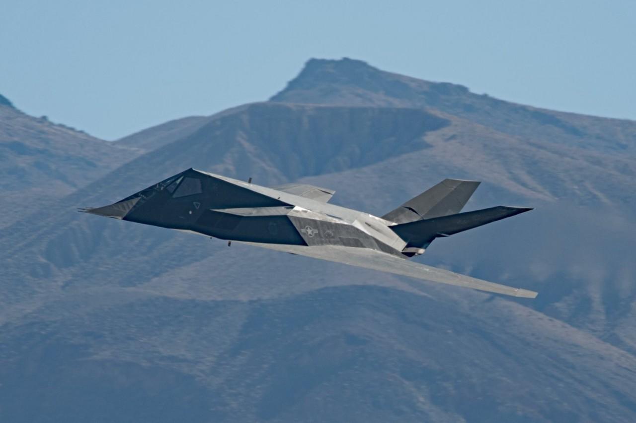 Американские самолеты F-117A снова развертывались на Ближнем Востоке