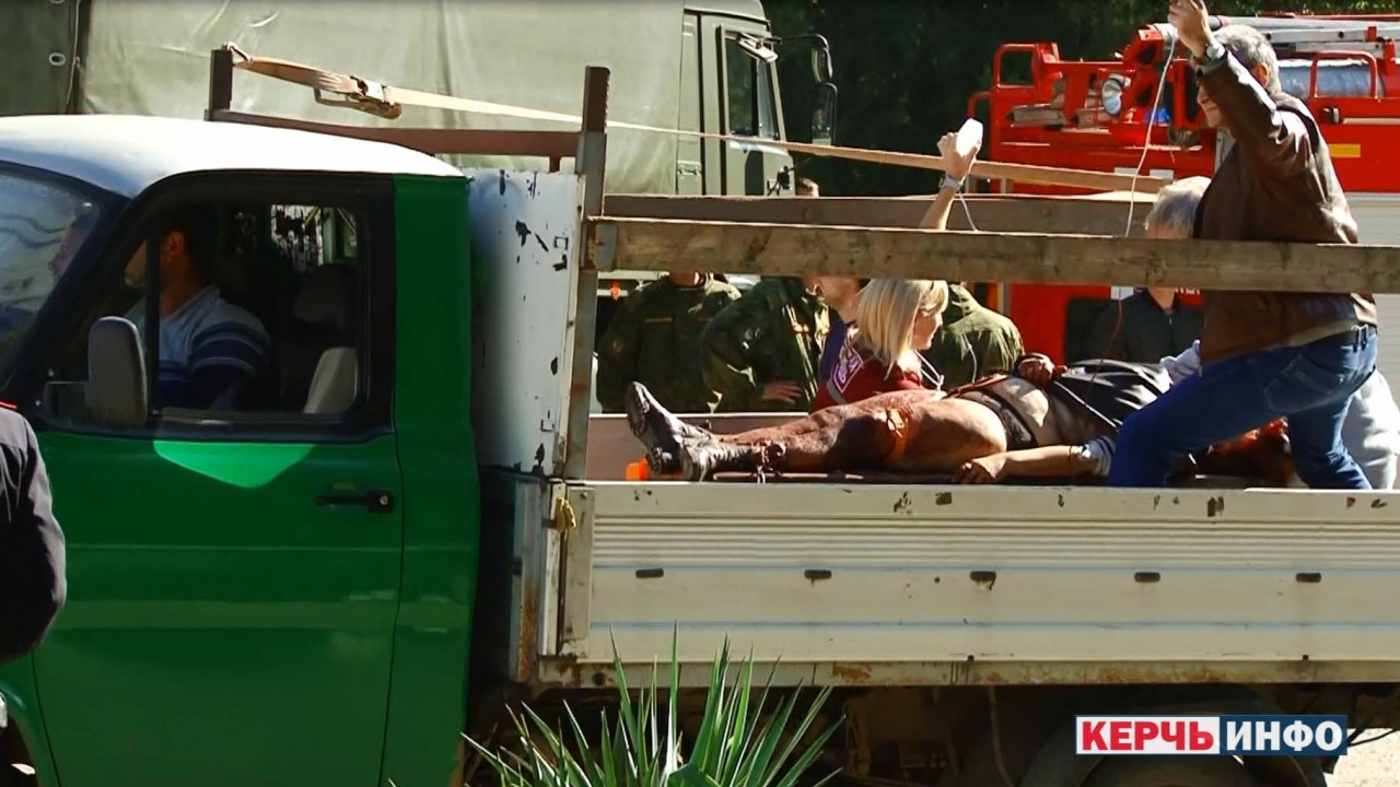 В Теракте уже погибло 13 человек, это была кровавая бойня!