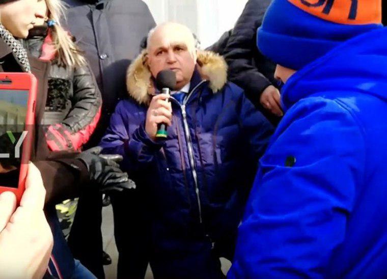Владимир Путин принял отставку Амана Тулеева.