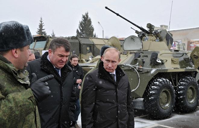Мощный ответ России на подготовку Украины к наступлению и усиление НАТО в Прибалтике