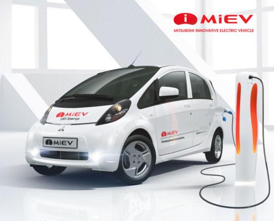В этом году в России было продано 100 электромобилей