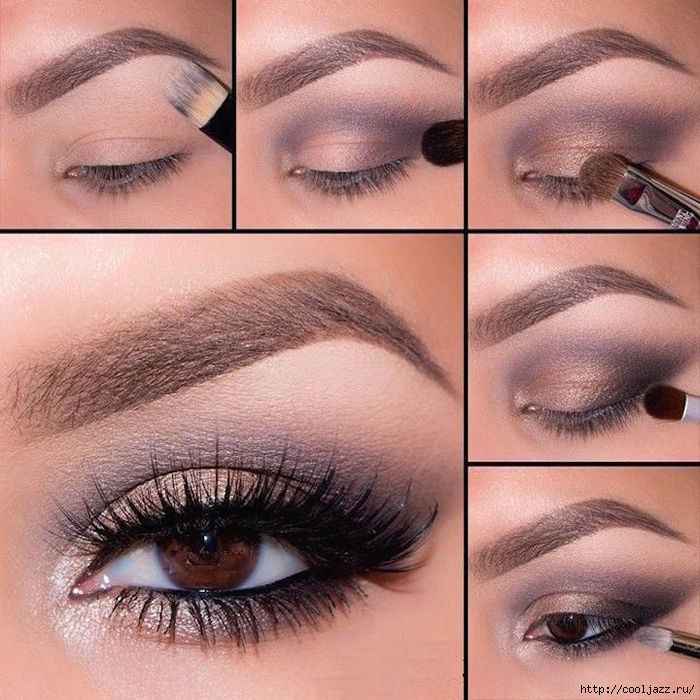 СЕКРЕТЫ КРАСОТЫ. Универсальный макияж для любого цвета глаз