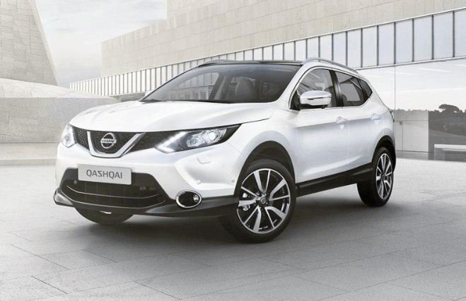 Компания Nissan озвучила российские цены на обновленный Qashqai