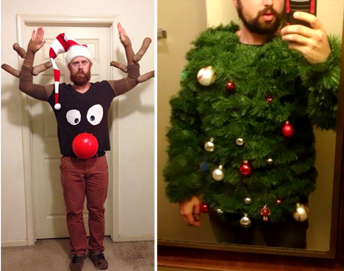 Самодельные костюмы для нового года