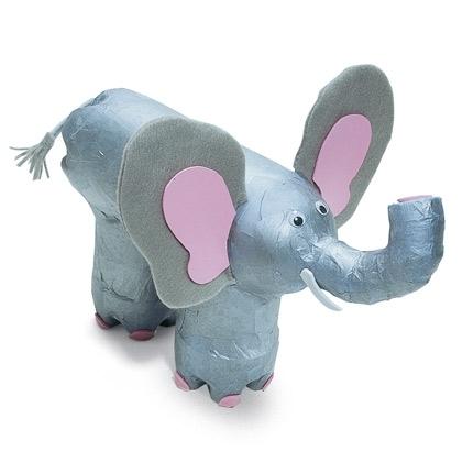 еще слоник,жаль,что не розовый