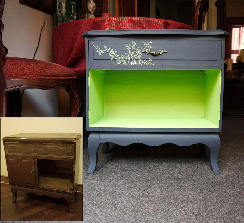 Как сделать стары мебель