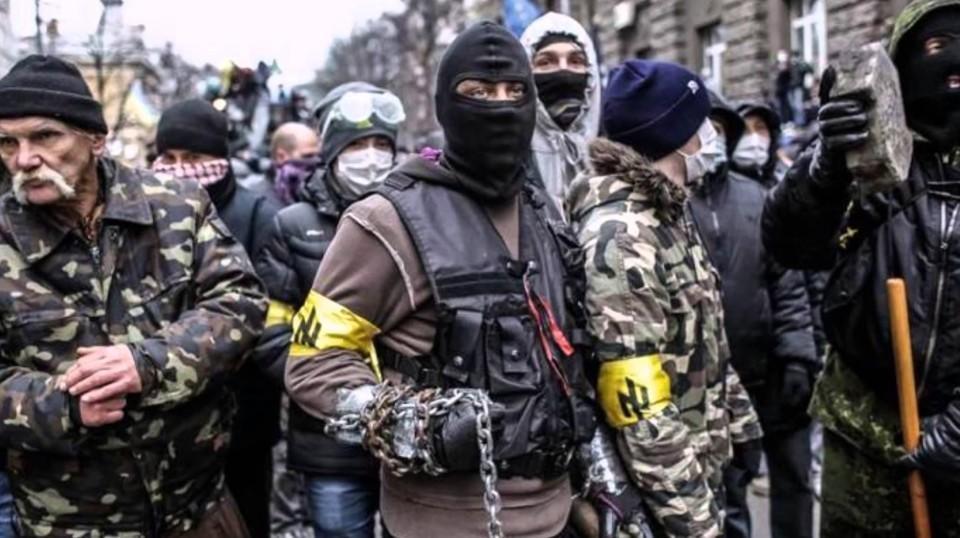 Радикалы «Азова» атаковали офис «афганцев»: месть униженных шакалов?