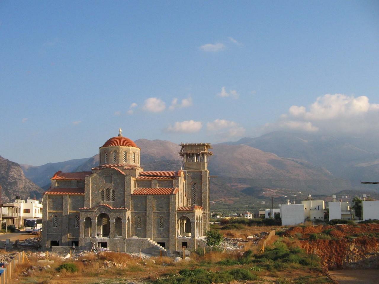 Греция. Остров Крит.