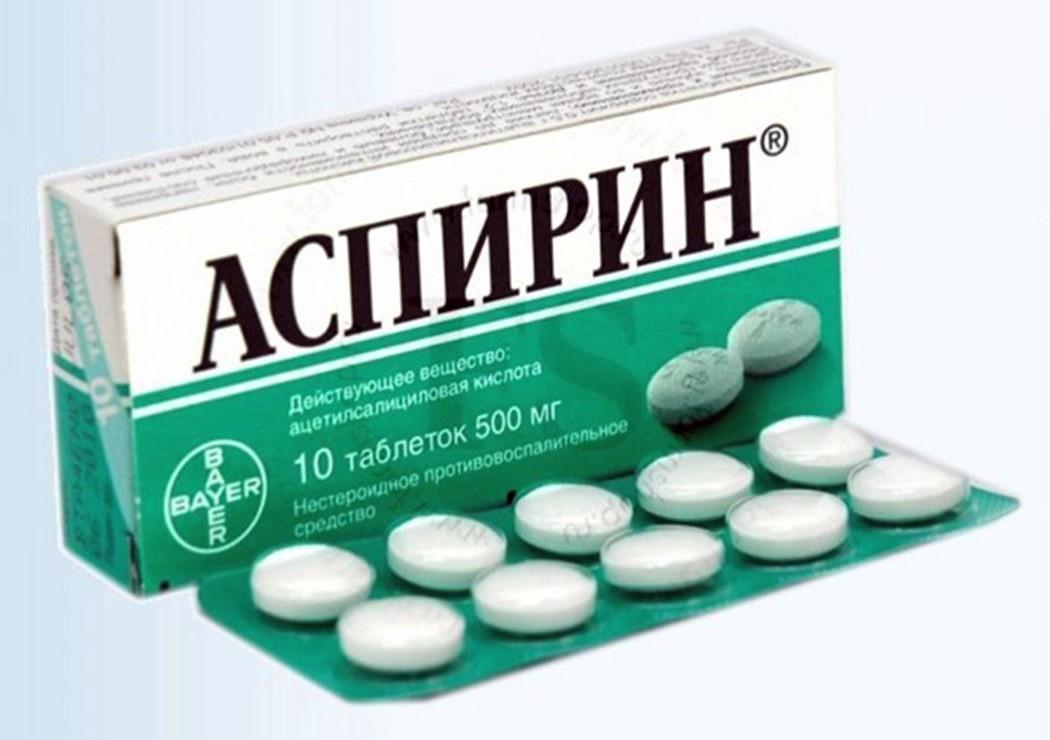 1. Скраб для губ Аспирин, применение