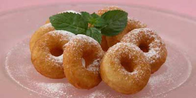 Самые вкусные пончики