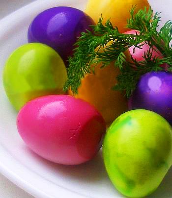 Яйца маринованные  и фигурные для закусок и украшения блюд !