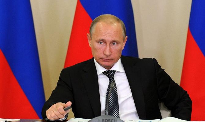 Путин приостановил договор о зоне свободной торговли с Украиной