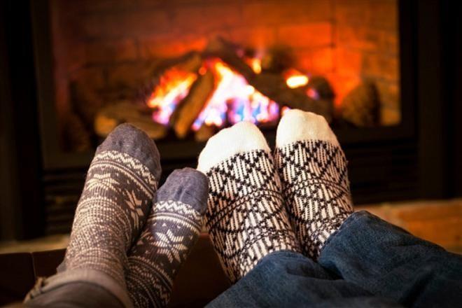 Как согреть ноги зимой: простой способ, который спасает меня в холода!
