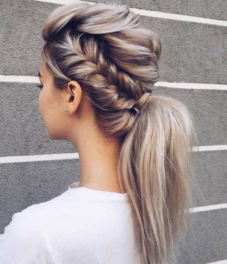 Французская коса: 10 завораж…