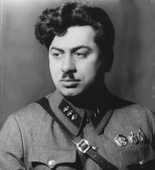 Генрих Люшков - самый высокопоставленный предатель-перебежчик в истории СССР