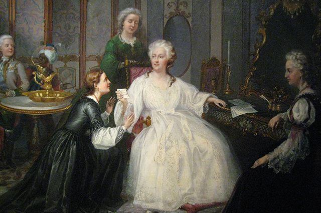 Шутка с долей правды. Шесть исторических анекдотов о Екатерине Великой