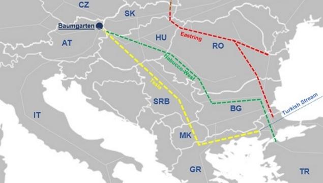 """""""Газпром"""", похоже, выбрал ма…"""