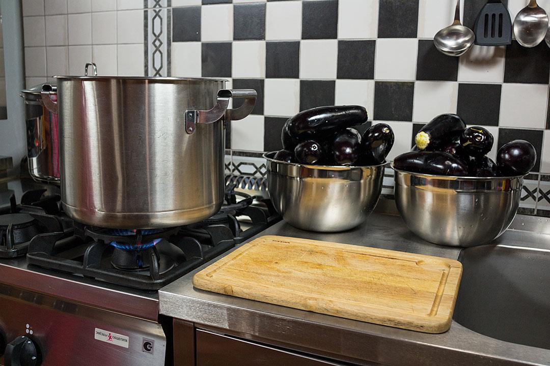 маринованные баклажаны закуска