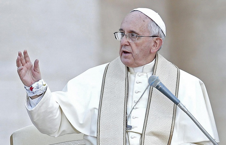 Папа римский Франциск признал теорию Большого взрыва и дал ей богословскую трактовку