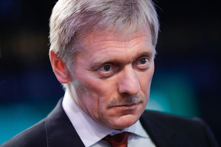 Песков назвал беспочвенными обвинения в причастности РФ к обстрелу Восточной Гуты