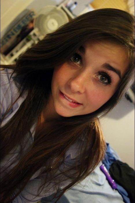 Красивые девушки 14 лет в домашних условиях 298