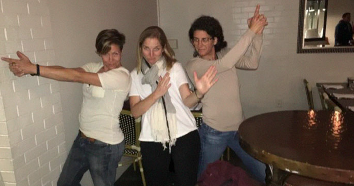 Three Women Share How They Stopped A Rape Attempt In A Restaurant