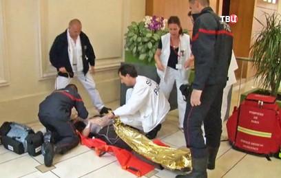 В Польше два человека погибли от удара молнии