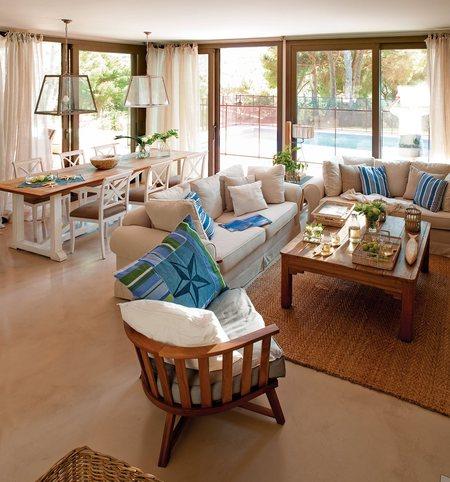 В свежих красках моря: летний дом на побережье Коста-Брава фото 2