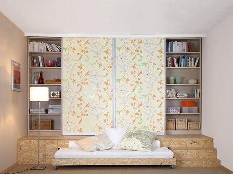 Три в одном: Платяной шкаф, книжный шкаф и диван-кровать Отличное решение для однокомнатной квартиры, экономит пространство, вместительная система хранения, полноценная кровать!